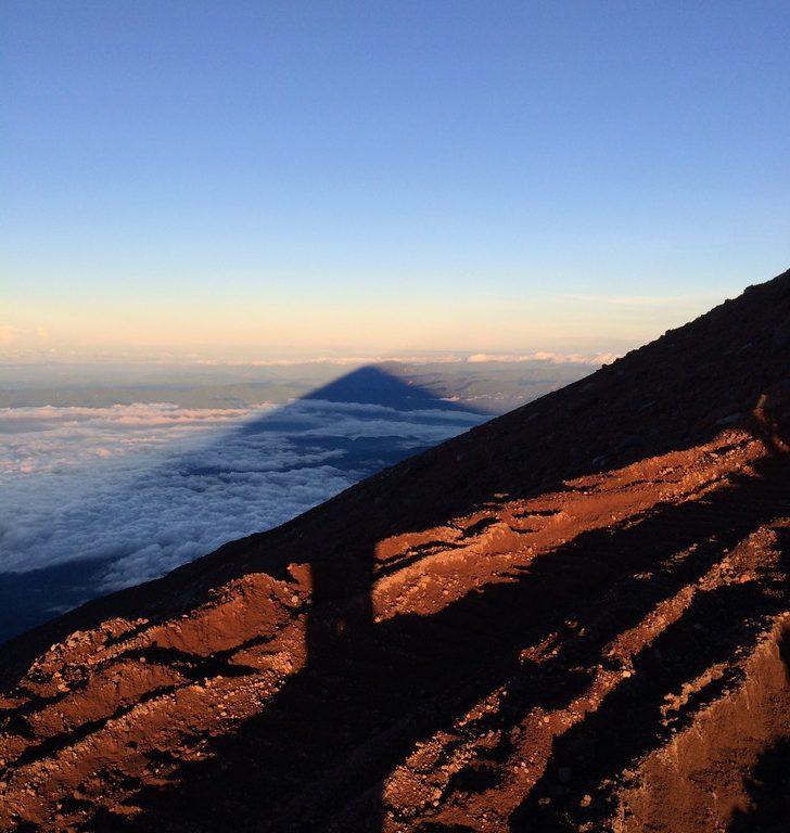 「積年の恨み」 山日記 vol.10 日本三名山&日本百名山 富士山(静岡)