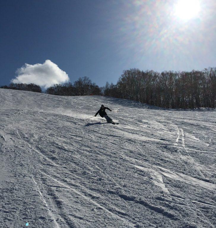 スーパースポーツゼビオ スキー・スノーボード試乗会 in 函館七飯スノーパーク 二日目