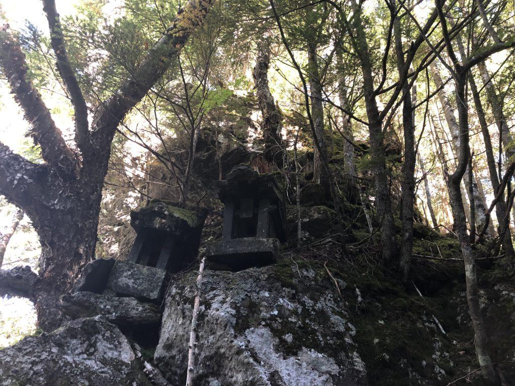 八ヶ岳連峰 赤岳
