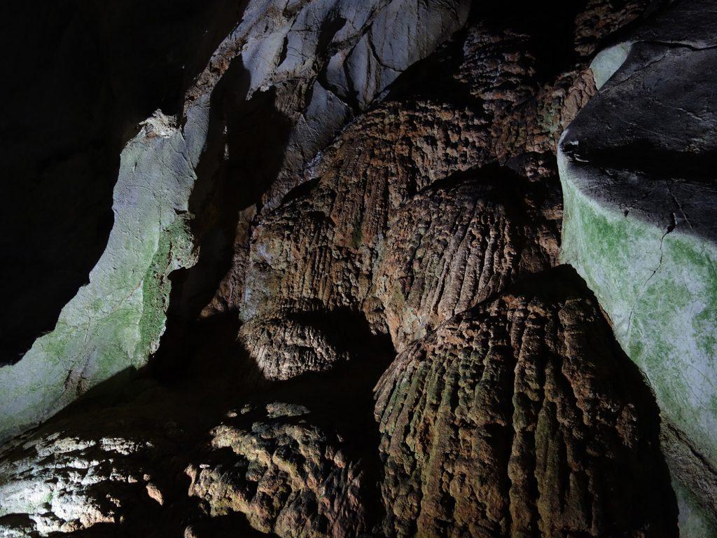 秋芳洞 空滝