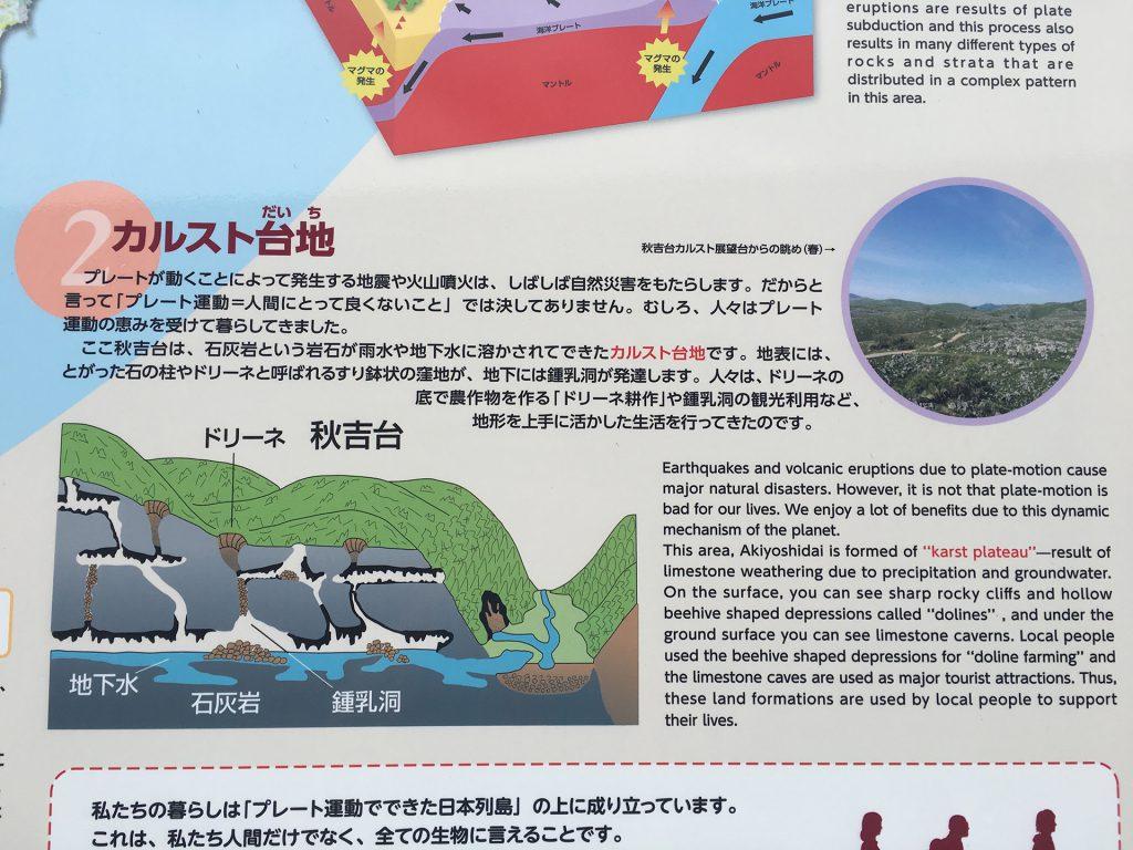 山口県 カルスト台地