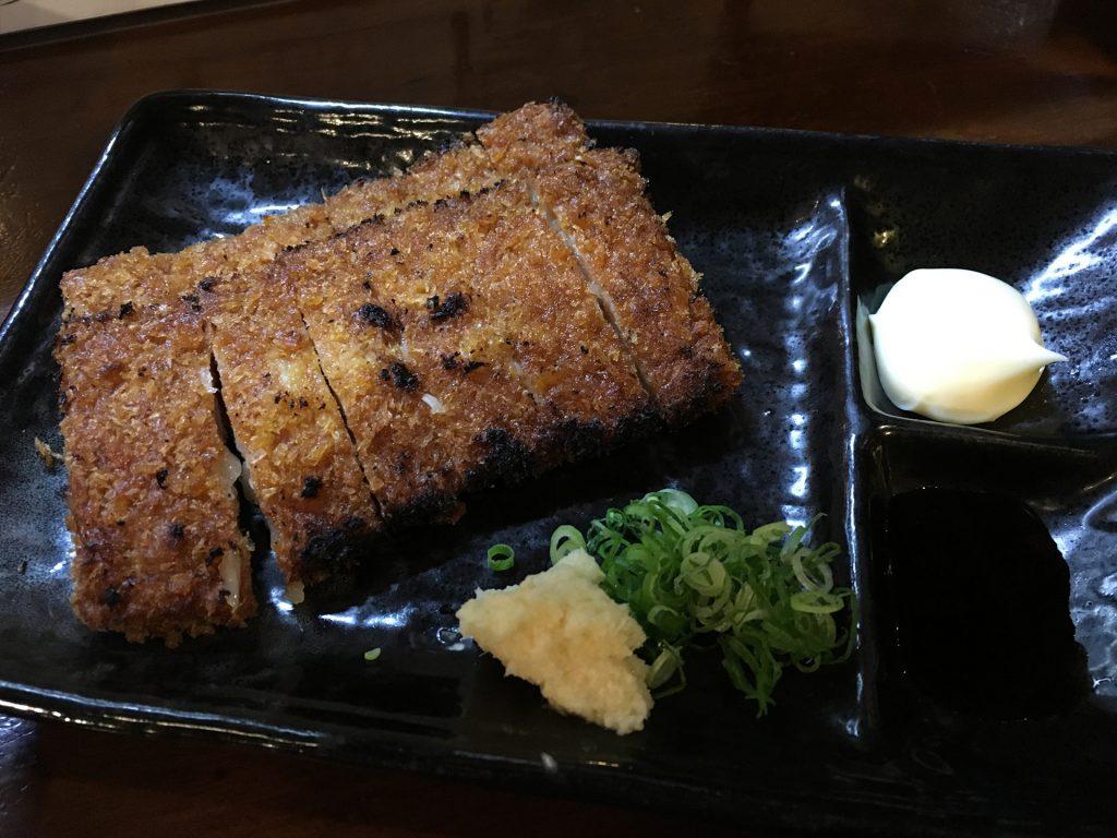 広島大衆蔵酒場 あらし もみじ豚ロースカツ 広島県