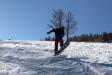 ノーリーフロント360を練習しまくってたら回りすぎて540になってた in 札幌国際スキー場